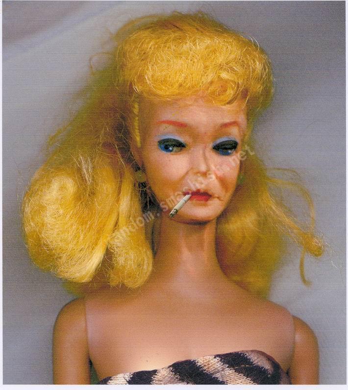 Ugly Barbie Dolls