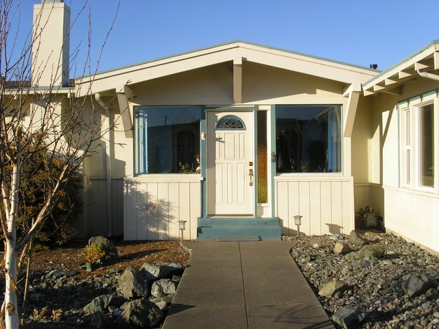 Energy Efficient Log Home