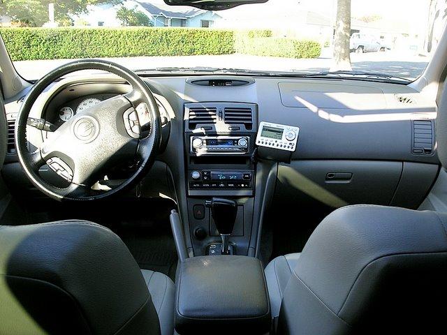 Nissan Maxima SE Auto Interior