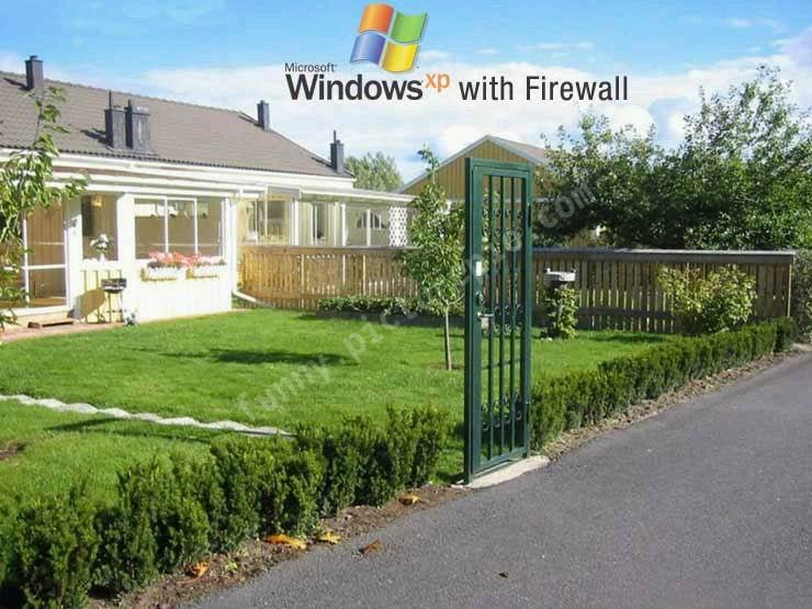 winxp firewall image